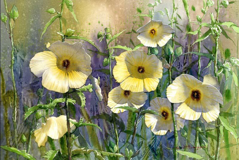 Flores de Shin Jong Shik
