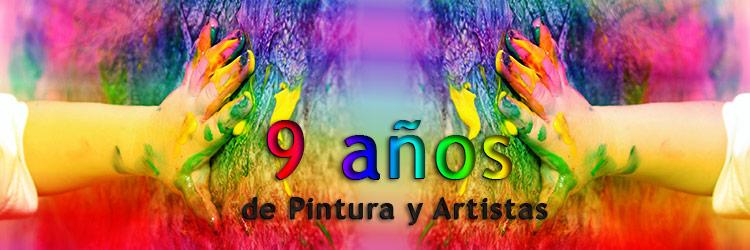 9 años de blog Pintura y Artistas