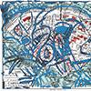 Pierre Alechinsky y el grafismo en gran formato
