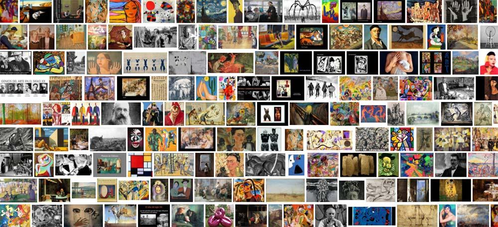 Artistas del siglo XX