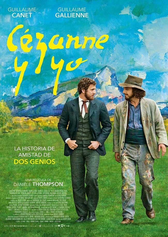 Cezanne y yo