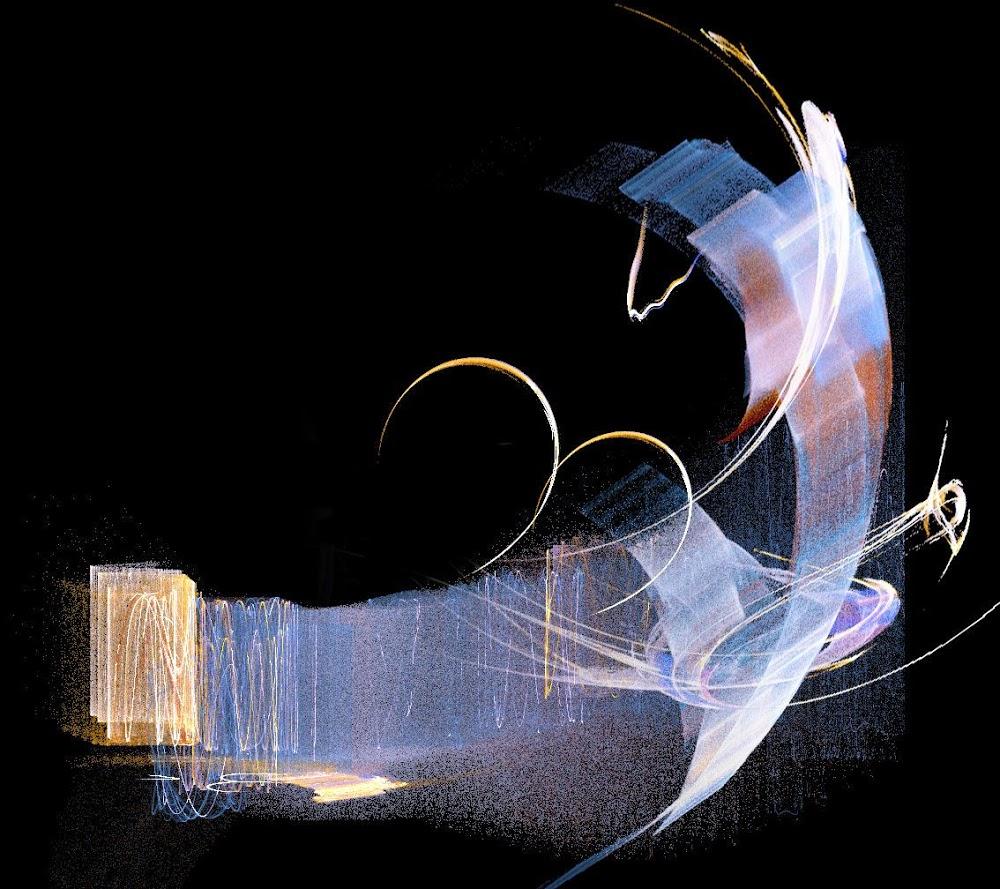 Fractales creados por Cristina Alejos