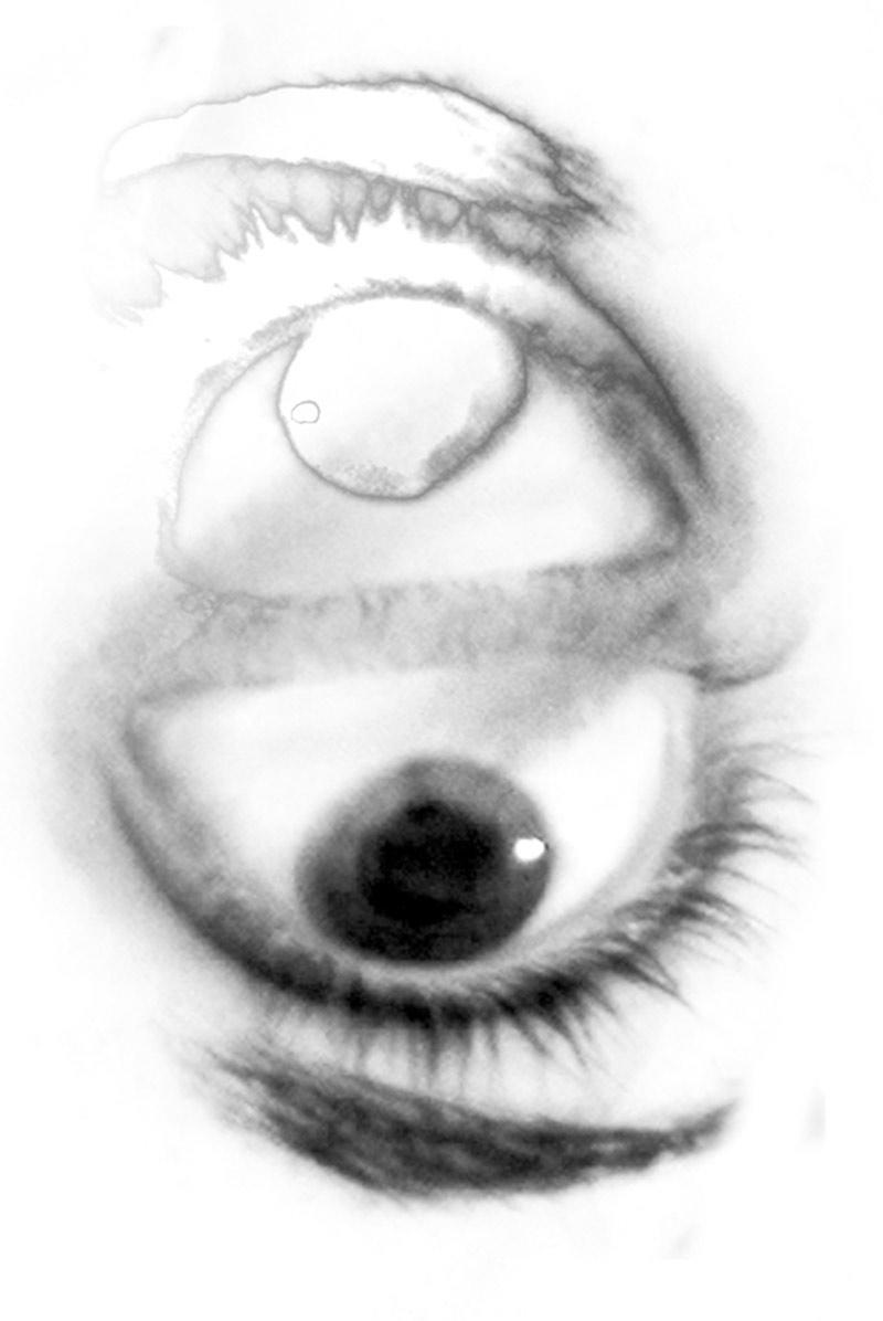 Fotos Gratis Artísticas - Ojos girados