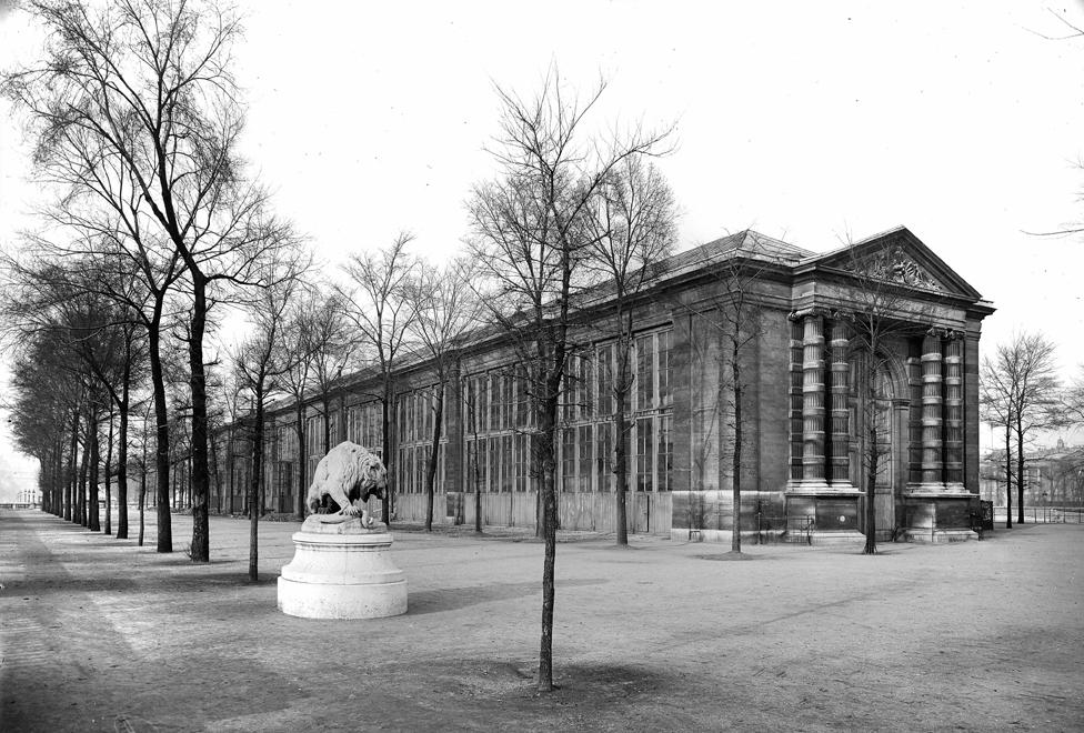 PARIS - MUSEE DE L'ORANGERIE