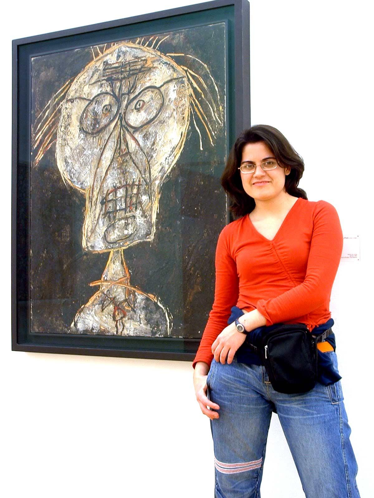 Museo Pompidou Dubuffet