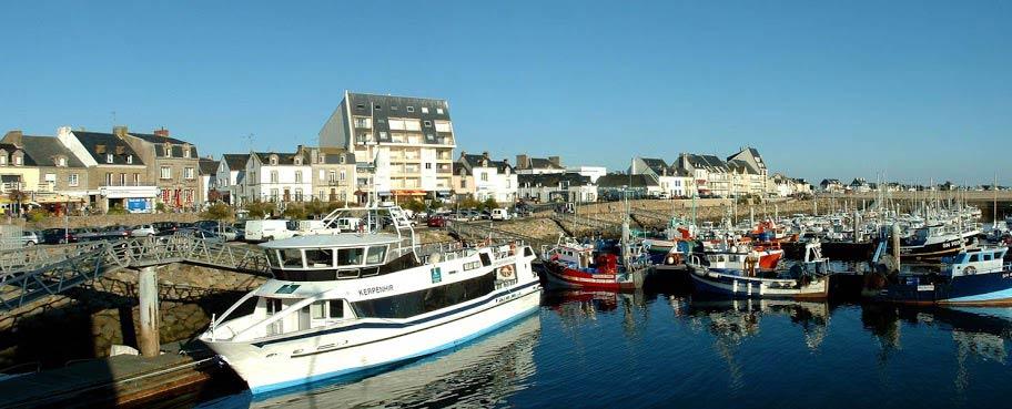 Fotos gratis - Puerto pesquero en Francia