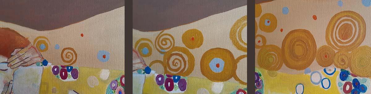 espirales pintura