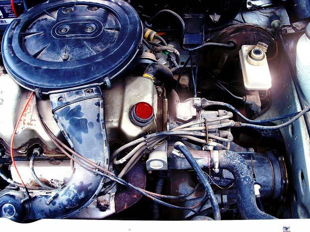 Fotos Gratis Artísticas - Motor de coche