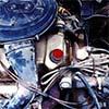 Fotos Gratis Artísticas - Motor de coche viejo