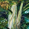 Pinturas e ilustraciones de árboles creadas por Cristina Alejos