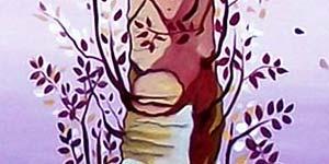 pinturas árboles