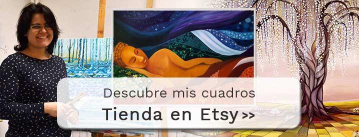 Pinturas de Cristina Alejos